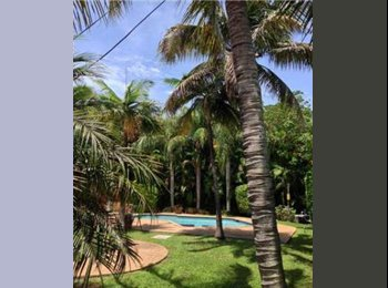 EasyRoommate US - House in Coral Gables/South Miami neighborhood - Coral Gables, Miami - $1250