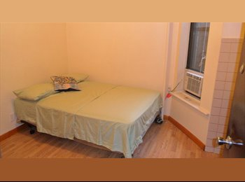 Nice furnished room for rent!