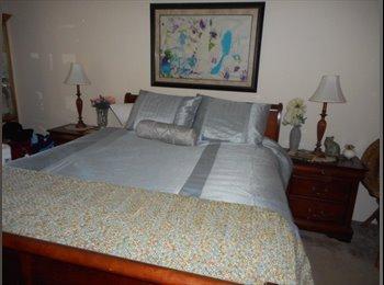 EasyRoommate US - Room for Rent in Quiet 55+ Community - Murrieta, Southeast California - $500
