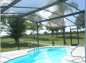 EasyRoommate US - Country Home - Ocala, Other-Florida - $450