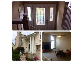 EasyRoommate US - MASTER BEDROOM  450$  and 2 ROOMS 550$  (Arnold) - South St Louis, St Louis - $450