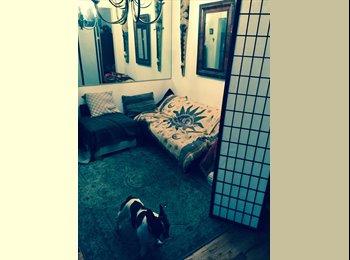 Den area. Great spot.  Sunset strip  den room in 1bedroom. ...