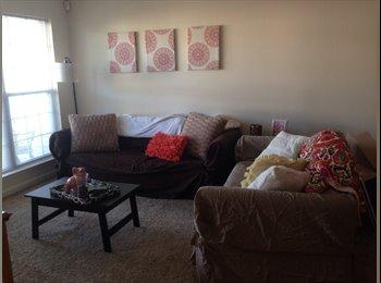 EasyRoommate US - Female roommate needed for a two bed/bath apartmen - Charleston, Charleston Area - $700