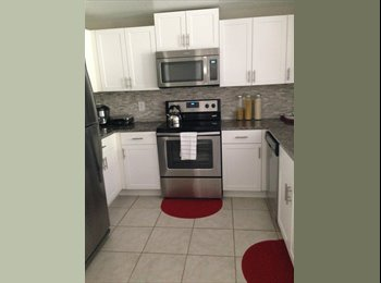 Looking for a temporary room-mate