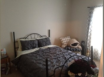 Looking for Roommate for 2bed/2bath pet friendly