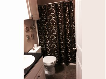 bedroom for rent with utilities included/private bathroom