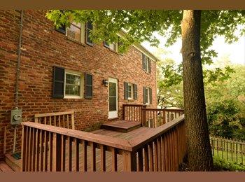 single brick house