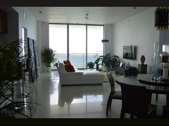 EasyRoommate US - Great Apartment to share, High ceilings/great view - Miami Beach, Miami - $1500