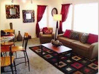 1 Br in 4 Br Unit, Fully Furnished, Utilities Incl