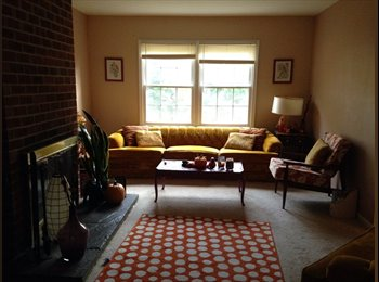 Roommate wanted in cozy VIENNA townhouse!!