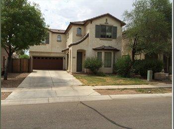 EasyRoommate US - Gilbert roommate needed December 1! - Gilbert, Phoenix - $500