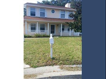 Room for rent in safe neighborhood