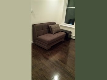 EasyRoommate US - New, beautiful room in 2BR in central Greenpoint - Greenpoint, New York City - $1600
