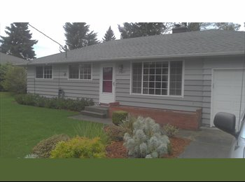 EasyRoommate US - Temporary Sublet Available - Federal Way, Federal Way - $600
