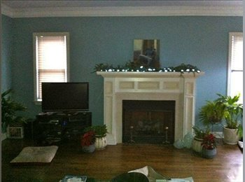 Roommate Wanted to Share a Large House available D