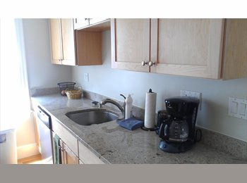 SIngle room available in fully furnished condo.