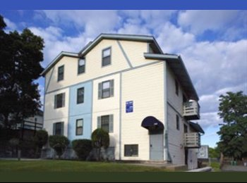 EasyRoommate US - Great bedroom for Spring 2015 (330 Ostrom Ave) - Marshall Street, Syracuse - $760