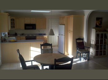 Furnished room near 40th Street and Cactus