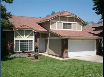 EasyRoommate US - $700 Room for Rent in House w/Pool (Redlands, CA) - Redlands, Southeast California - $700