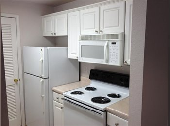 EasyRoommate US - One room available in 2 bed/2 bath apartment - Lawrence, Lawrence - $356
