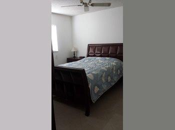 EasyRoommate US - master bedroom furnished - Sunrise, Ft Lauderdale Area - $650