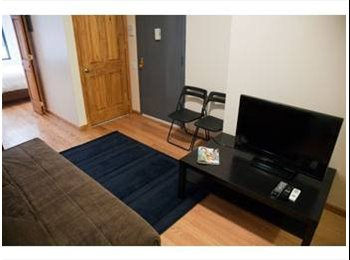 Cozy one bedroom in a beautiful furnished apartmen