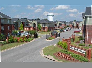 EasyRoommate US - Apartment Sublease!! - Tuscaloosa, Tuscaloosa - $495
