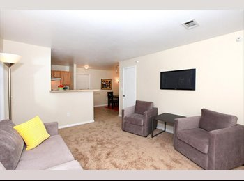 EasyRoommate US - 1 Bedroom available in a 4 Bedroom 4 Bath apartmen - Ames, Other-Iowa - $375