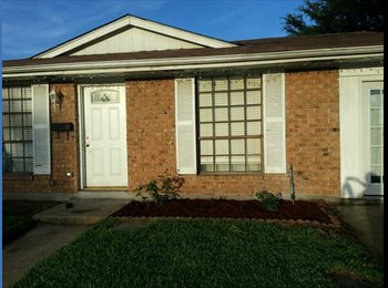 EasyRoommate US - Room for Rent - Kenner, New Orleans - $500