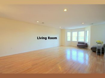2 bedrooms available in 3 bedroom apt