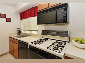 BIG BEDROOM W/ Private Bath&W/D  Townhome Apartmen