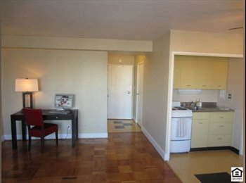 $937 / 388ft2-Spacious Studio in Downtown Portland