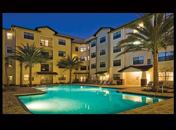 EasyRoommate US - **GIRLS 1bed/1bath in a 4/4 apartment at University House - Gainesville, Gainesville - $590