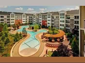 EasyRoommate US - 2 BR Apartment w/ 1 BR + attach. Full BA available - Gaithersburg, Other-Maryland - $850