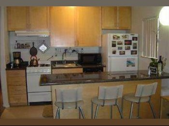 EasyRoommate US - 1BR in 2BR apartment near downtown!! - Berkeley, Oakland Area - $1418