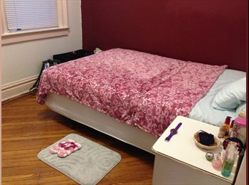 Comfy Furnished Room shared Bathroom at JerseyCity