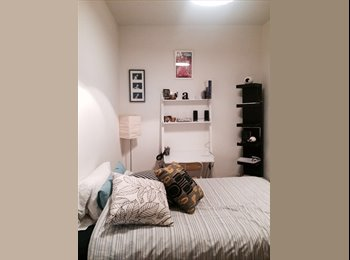 BEDROOM for Rent/Jan 3/ UTILITIES INCLUDED/Females