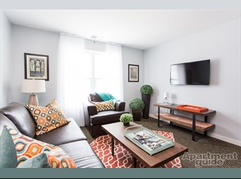 2 Bedroom Apartment available for Sublet