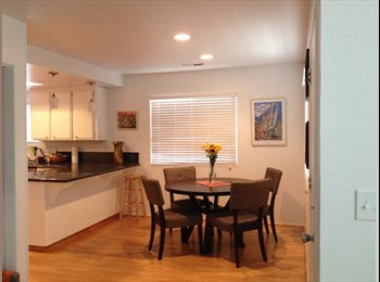 EasyRoommate US - Room and Private Bath for rent in large condo - San Clemente, Orange County - $1000