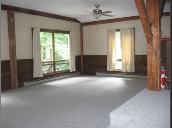 EasyRoommate US - One Bedroom Post and Beam Apartment for Rent - West Scarborough, Other-Maine - $750
