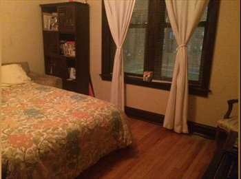 EasyRoommate US - Spacious Room for Rent in Vintage Condo - Logan Square, Chicago - $1100
