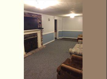 Large Bedroom & Living Room - **All Utilities**