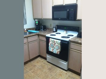 looking for female roommate to live in apt by asu