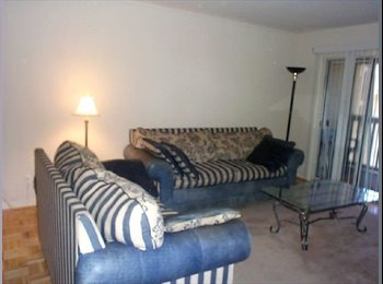 Close to NCSU Furnished 1-bedroom w/private bath