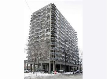 EasyRoommate US - Sublease In Juneau Village Towers - Downtown, Milwaukee Area - $850