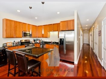 EasyRoommate US - Take over my lease! 1 bedroom in a 3 bed/2 bath - West Town, Chicago - $1400