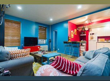 EasyRoommate US - private bedroom available East Village, NYC - East Village, New York City - $2000