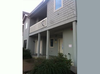 EasyRoommate US - 1 Block to Campus New Clean Quiet Fully Furnished - Eugene, Eugene - $600
