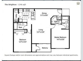 EasyRoommate US - Roommate or Housemate - Coral Springs, Ft Lauderdale Area - $700