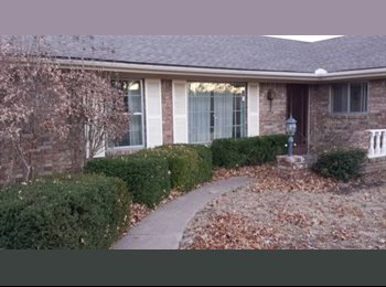 EasyRoommate US - Room / Part of House for Rent All Bills Paid - Tulsa, Tulsa - $600